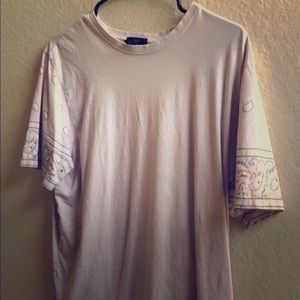 Bandana print t shirt